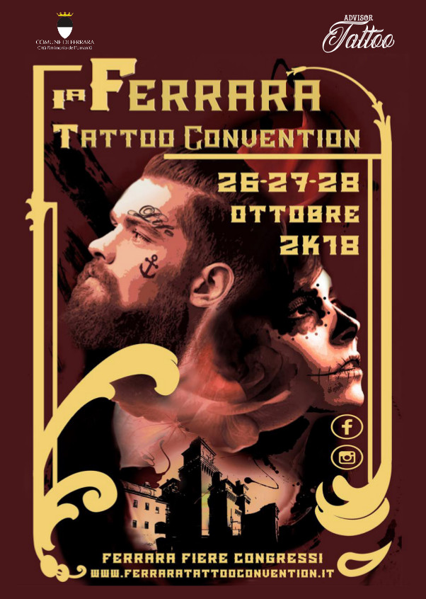 Ferrara Tattoo Convention